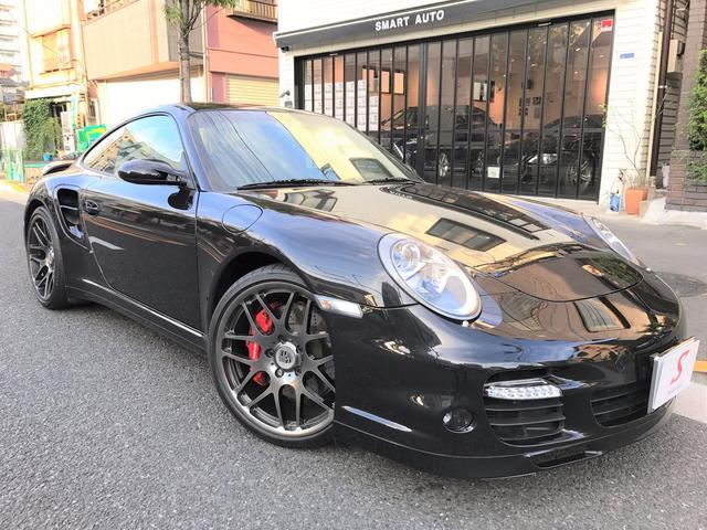 ポルシェ 911 911ターボ ティプトロニックS スポーツクロノ...