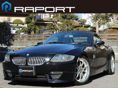 BMW Z4ロードスター2.5i 18inAW Fスポイラーナビ ETC