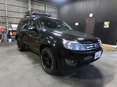 フォード エスケープXLT 4WD 新品BFグットリッチ HDDナビ ETC