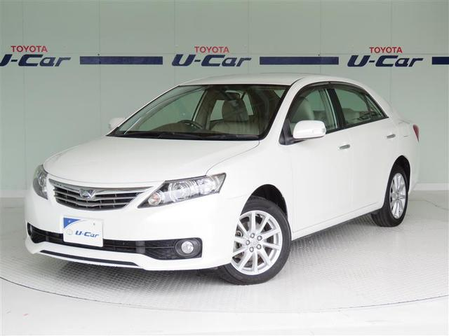 Photo of TOYOTA ALLION A18 G PACKAGE LUXURY EDITION / used TOYOTA