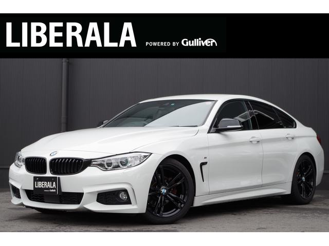 BMW 4シリーズ 420iグランクーペ Mスポーツ (検29.6)