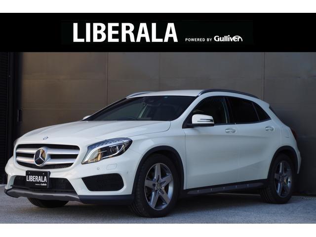 メルセデス・ベンツ GLAクラス レーダーセーフティPKG キーレ...