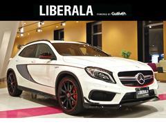 メルセデスAMGGLA45 4マチック エディションI 600台限定車