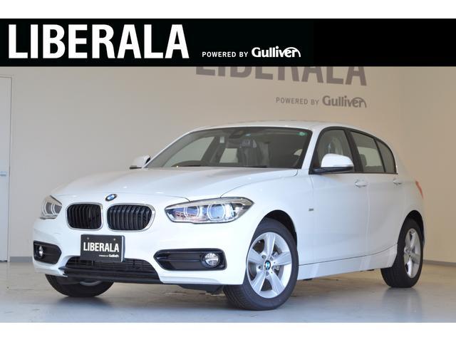 BMW 1シリーズ 118d スポーツ登録済未使用車 (検31.11)