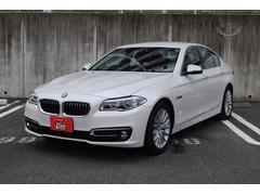 BMW528iラグジュアリー 革シートヒーター、ナビ、カメラ、TV
