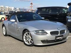 BMW Z4ロードスター2.5i ETC HID 革巻きステアリング