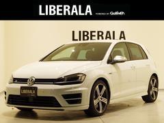 VW ゴルフRベースグレード ワンオーナー Discover Pro