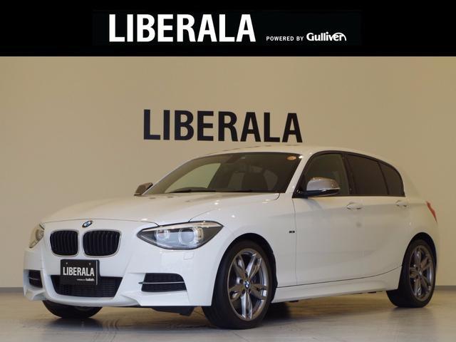 BMW 1シリーズ M135i 5年保証HDDナビBカメラ コンフ...