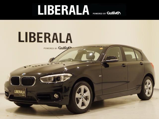 BMW 1シリーズ 118d スポーツ 登録済未使用車 パーキング...
