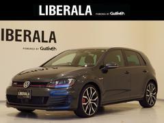 VW ゴルフGTIパフォーマンス500台限定 230PSモデル ACC DCC