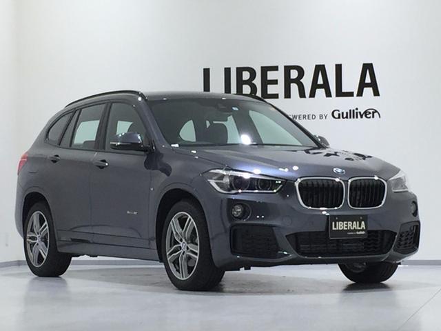 BMW X1 sDrive 18i Mスポーツ (検32.2)