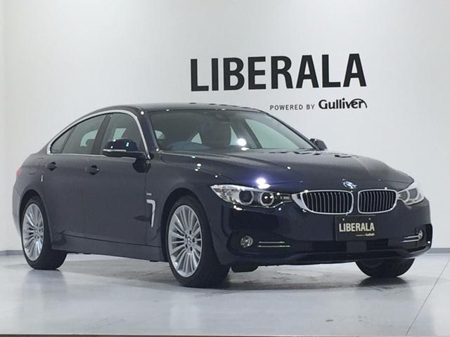 BMW 4シリーズ 420iグランクーペ ラグジュアリー (検31...