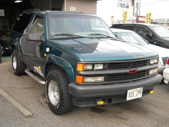 シボレー ベースグレード 4WD ナビ TV DVD