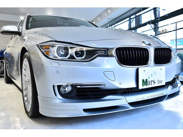 BMW : bmwアルピナ d3 ビターボ ツーリング : kakaku.com