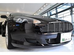 アストンマーティン DB9クーペ正規D車 HDD地デジナビ 歴代正規工場整備記録