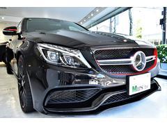 メルセデスAMGC63 S エディション1正規D車 全国限定350台