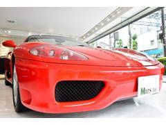 フェラーリ 360F1スパイダーD車 Tベルクラッチ交換済 伊藤R可変マフラー