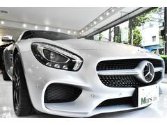 メルセデスAMG GT正規D車ダイナミック エクスクルージブPkg LEDライト