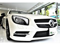 M・ベンツSL350 2ルックエディション限定30台 専用内外装右H