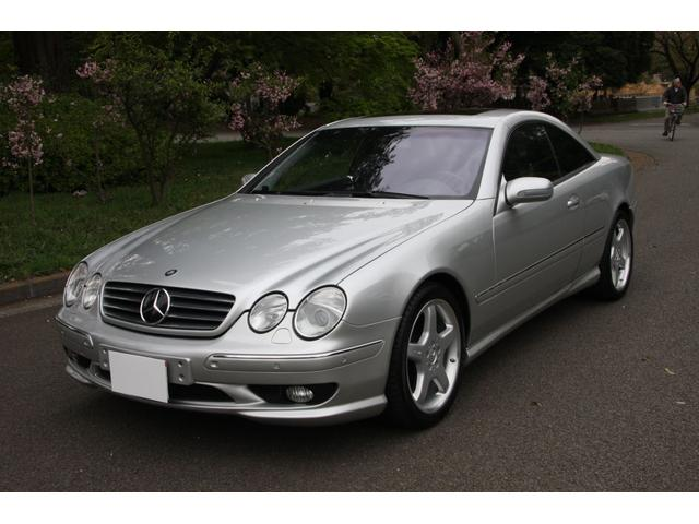 Mercedes benz cl cl55 amg 2000 silver 11 700 km for Mercedes benz cl55 amg price