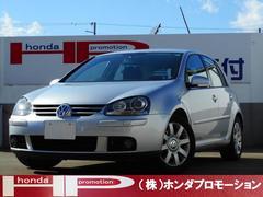VW ゴルフGT ワンオーナー 禁煙車 HDDナビ HID フォグ