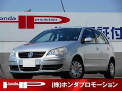 VW ポロベースグレード ワンオーナー 禁煙車 CD タイヤ4本新品