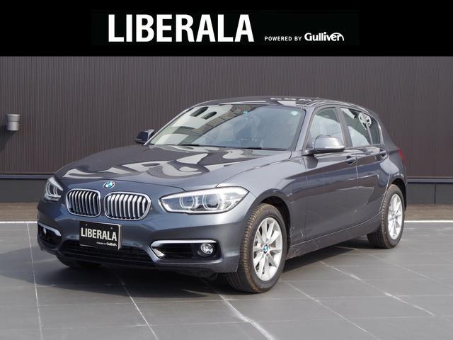 BMW 1シリーズ 118d スタイル 5年保証対象車 (検31.5)