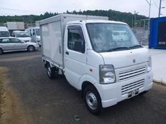 キャリイトラック パネルバン 移動販売車 ベース(スズキ)