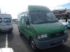 エルフバン 移動販売車 トランポ バン(いすゞ)