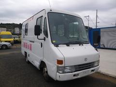 クイックデリバリー 移動販売車 ベース NOX適合(トヨタ)