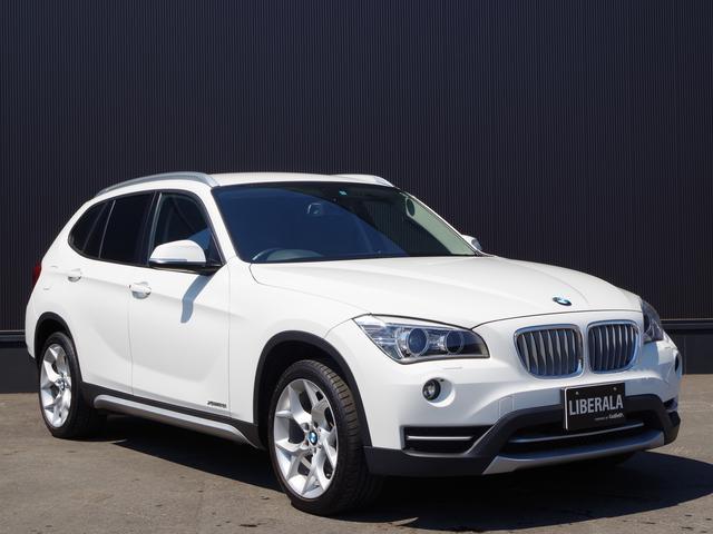 BMW xDrive28i xライン iDriveナビ 黒革 ETC