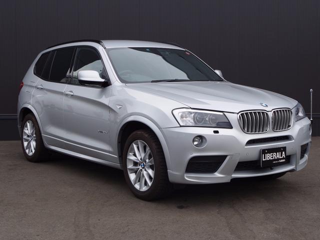 BMW X3 xDrive20dブルーパフォマンスMスポーツ トッ...