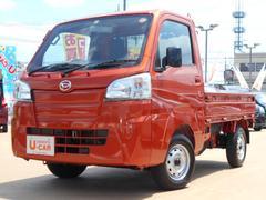 ハイゼットトラックスタンダード 2WD 5MT 保証継承