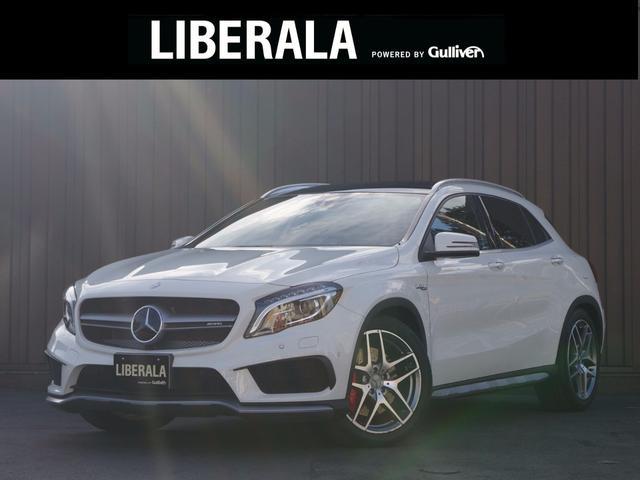 メルセデス・ベンツ GLAクラス GLA45 AMG 4マチック ...