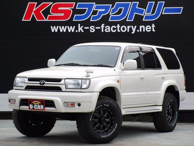 トヨタ SSR-X ホワイトプレミアム 2インチUP MKW16AW