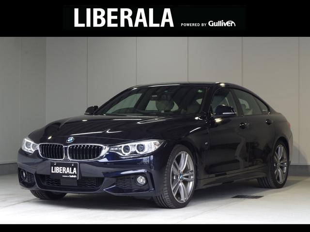 BMW 4シリーズ 420iグランクーペ Mスポーツ ACC  ア...
