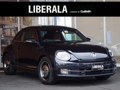 VW ザ・ビートルスペシャル・バグ  200台限定車 社外SDナビ Bカメラ