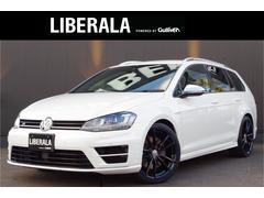 VW ゴルフRヴァリアントローンチエディション 1オーナー 全国100台限定車
