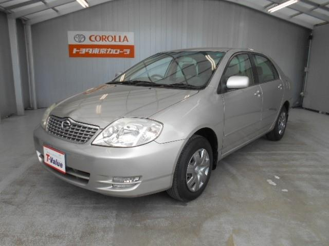 Photo of TOYOTA COROLLA LUXEL / used TOYOTA