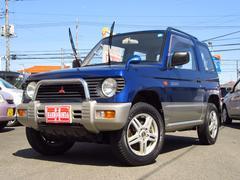 パジェロミニXR−II 4WD 社外アルミ リアスポイラー