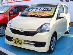 ミライースL SA 自動ブレーキ キーレス 新車保証付 ポリマー加工済