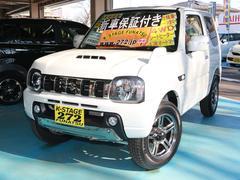ジムニーランドベンチャー 4WD 4AT 届出済未使用車 新車保証付
