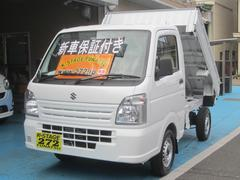 キャリイトラックKCエアコン・パワステ 4WD 金太郎ダンプ 届出済未使用車