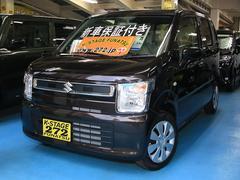 ワゴンRFA 最新モデル 届出済未使用車 ポリマー加工済 新車保証付