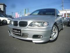 BMW325i Mスポーツ サンルーフ 後期仕様