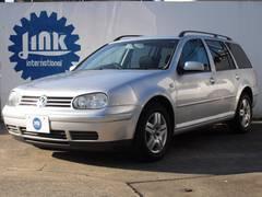 フォルクスワーゲン VW ゴルフワゴン GLi 後期型 純正アルミ スモーク 新車記録簿付 鑑定書付 2.0L