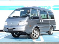 ボンゴバン キャンピングカー4WDAT 走行充電 ベットキットダイネット(マツダ)