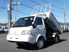 ボンゴトラック新明和製 簡易ダンプ 電動油圧式 2WD MT キーレス