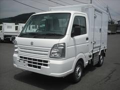 キャリイトラック東プレ製冷蔵冷凍車 中温 2WD MT キーレス PW
