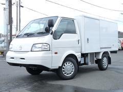 ボンゴトラックサーマルマスター社製 冷蔵冷凍車 中温4WDAT DXロング